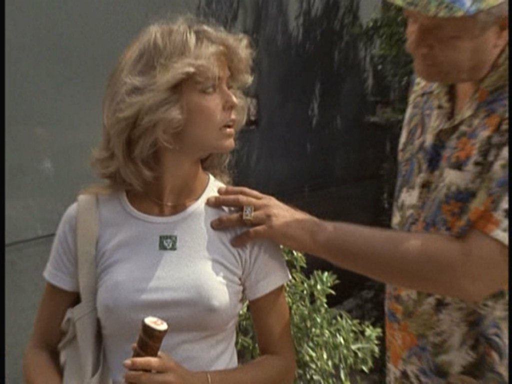 Farrah Fawcett Hard Erect Nipples Appreciation Day  Belmonts Celebrities Rant And Rave-4624